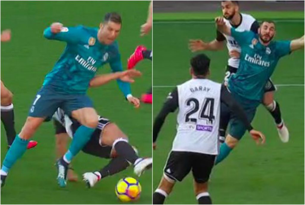 Penaltis Real Madrid Valencia