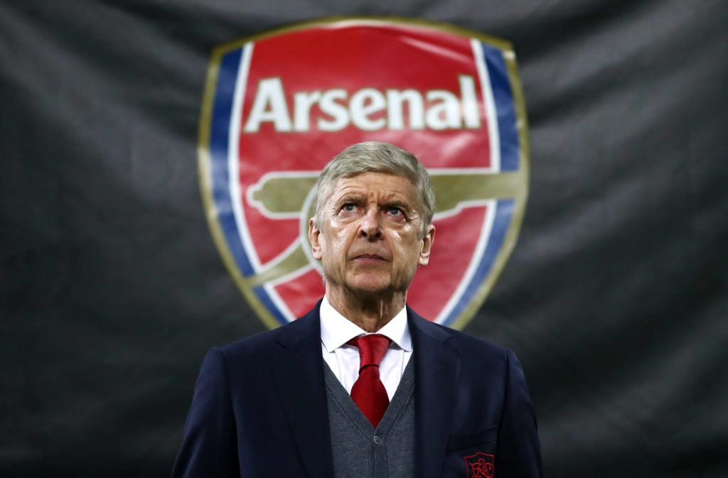Arsene Wenger To Leave Arsenal
