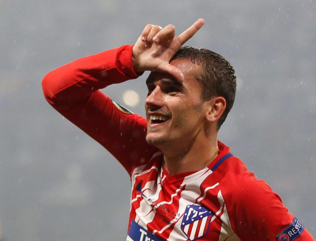Griezmann final Europa League