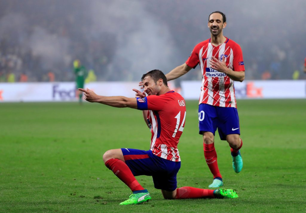 Gabi gol final europa league