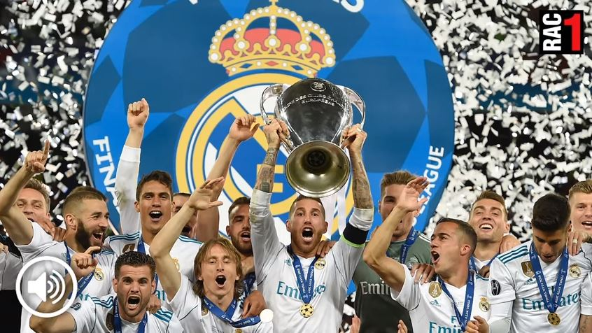 RAC1 Real Madrid Liverpool final Champions