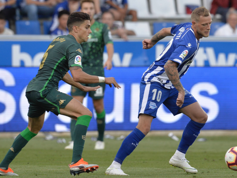 Bartra Betis Alaves