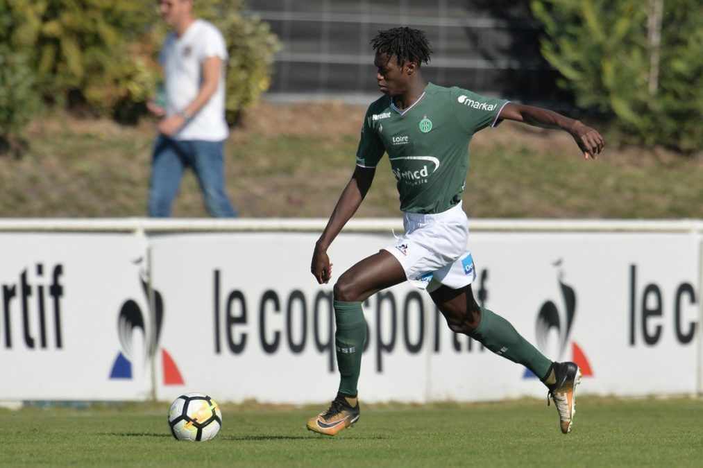 William Gomis Saint-Etienne