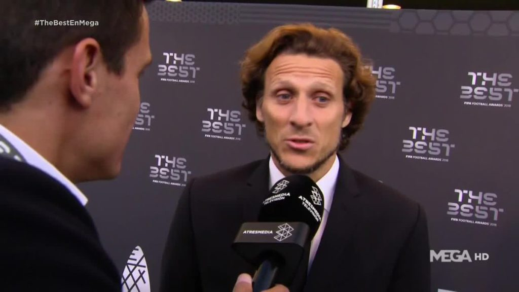 Forlán The Best