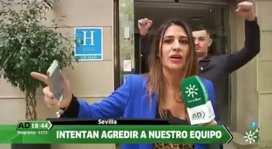Agresion Hooligans Andalucia Directo