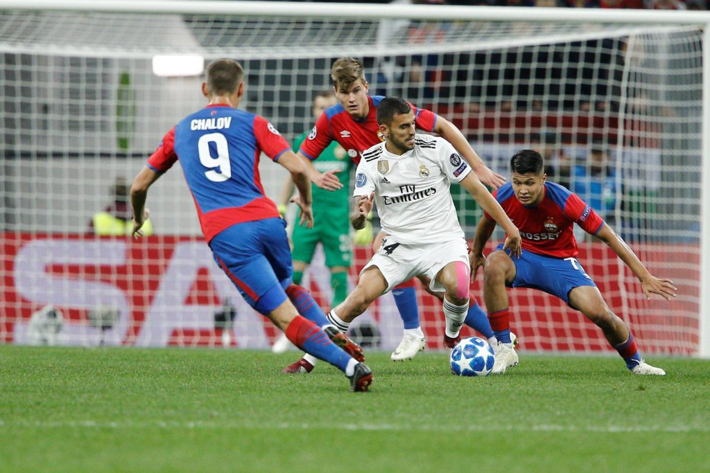 Real Madrid CSKA