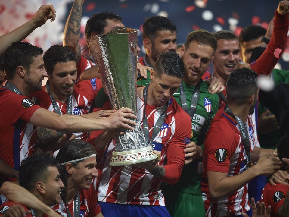 Atlético Europa League