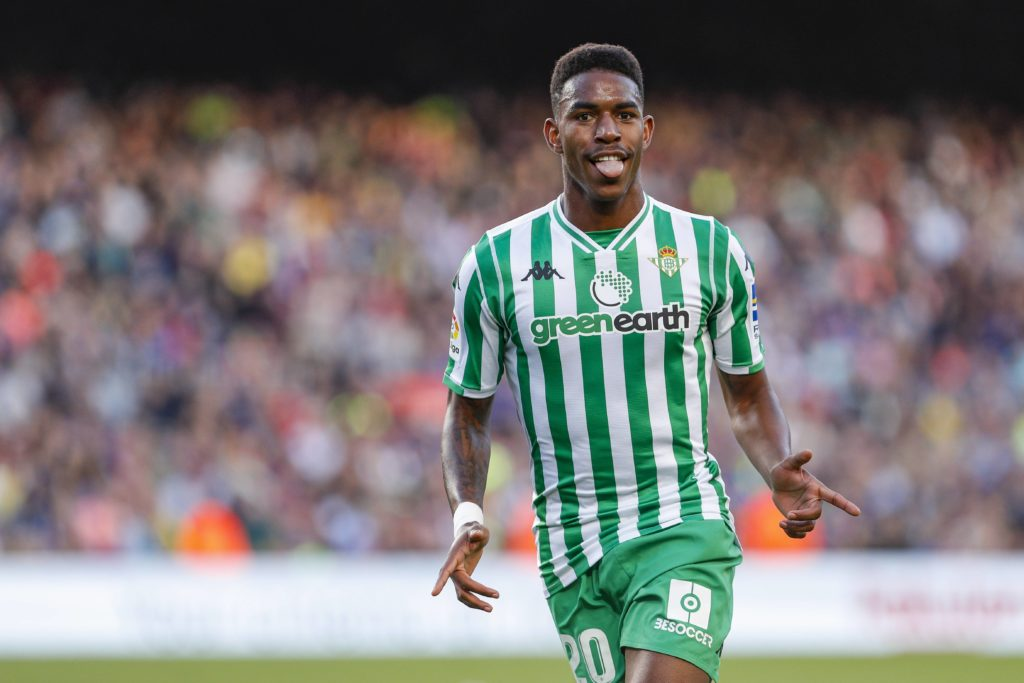 Junior Firpo Betis