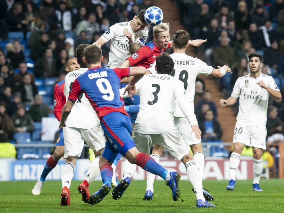 Real Madrid v CSKA Moscow - UEFA Champions League Group G