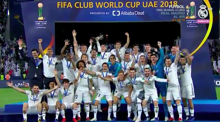 Real Madrid mundial de clubes
