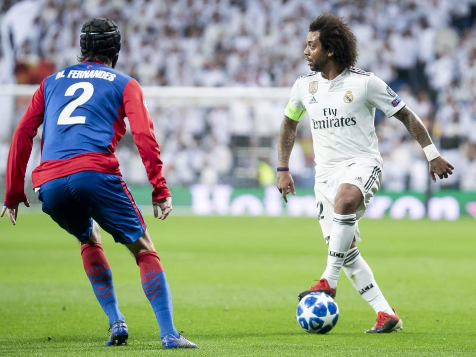 Marcelo Real Madrid CSKA