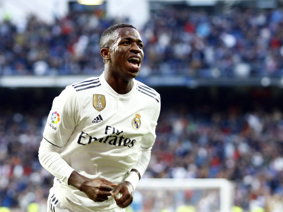 Real Madrid Vinicius