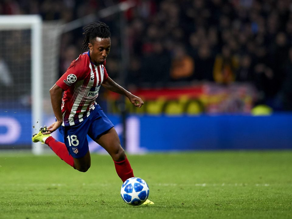 Gelson Martins atletico