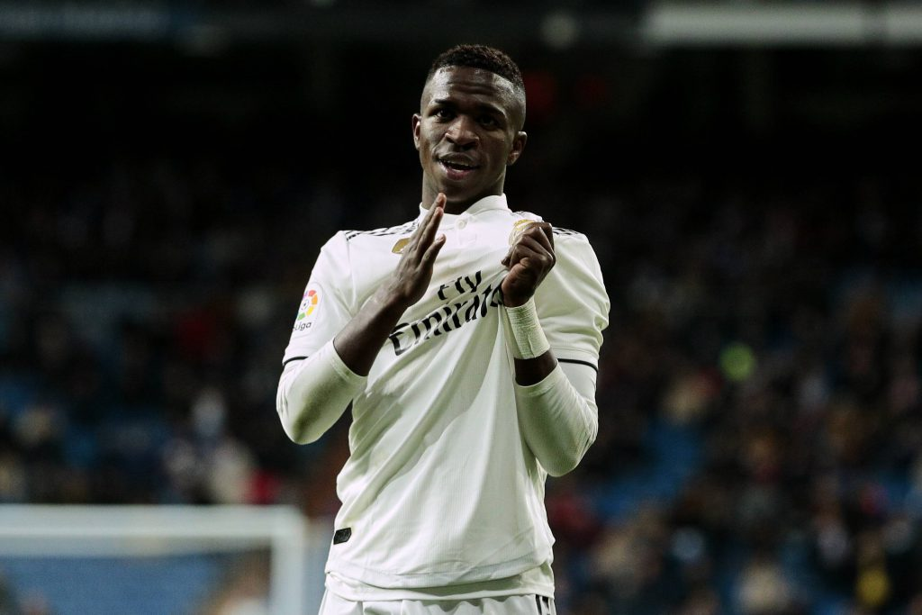 Vinicius Real Madrid