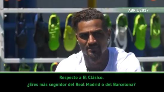 Boateng Real Madrid