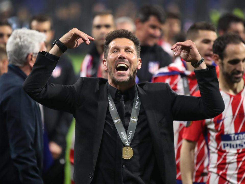 Diego Simeone File Photo
