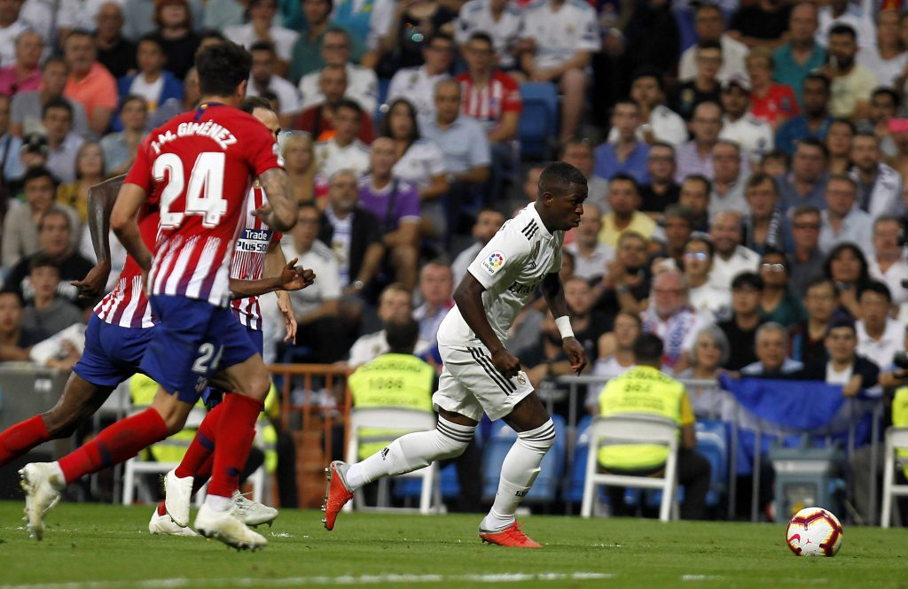 Atleti Real Madrid Vinicius