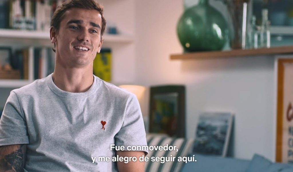 Griezmann documental