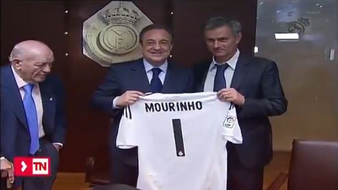 Telemadrid mourinho real madrid