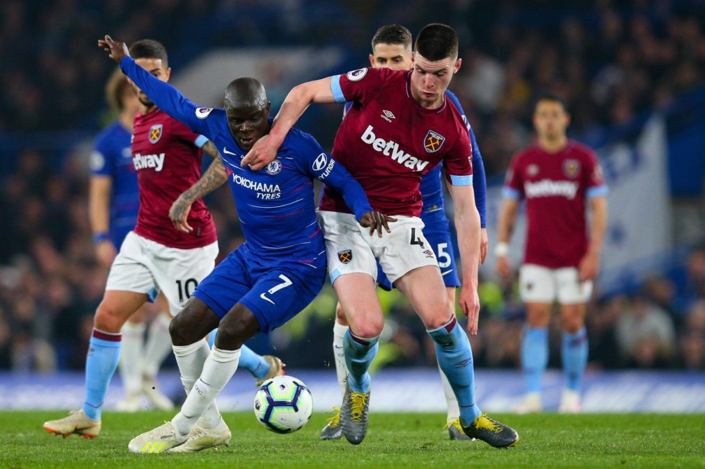 Declan Rice Real Madrid