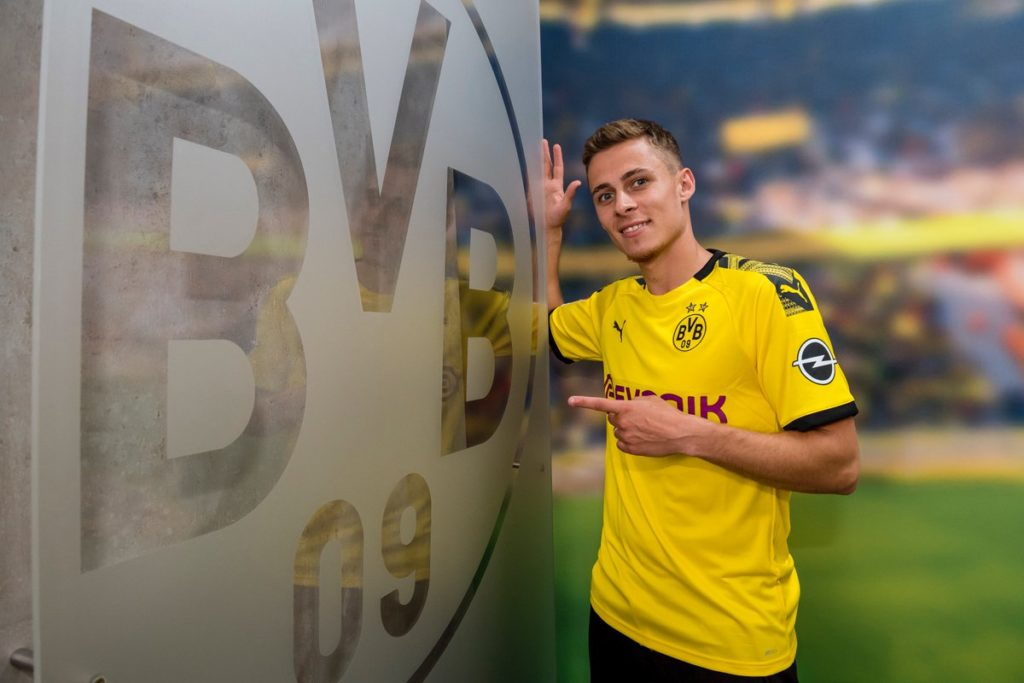 Thorgan Hazard Dortmund