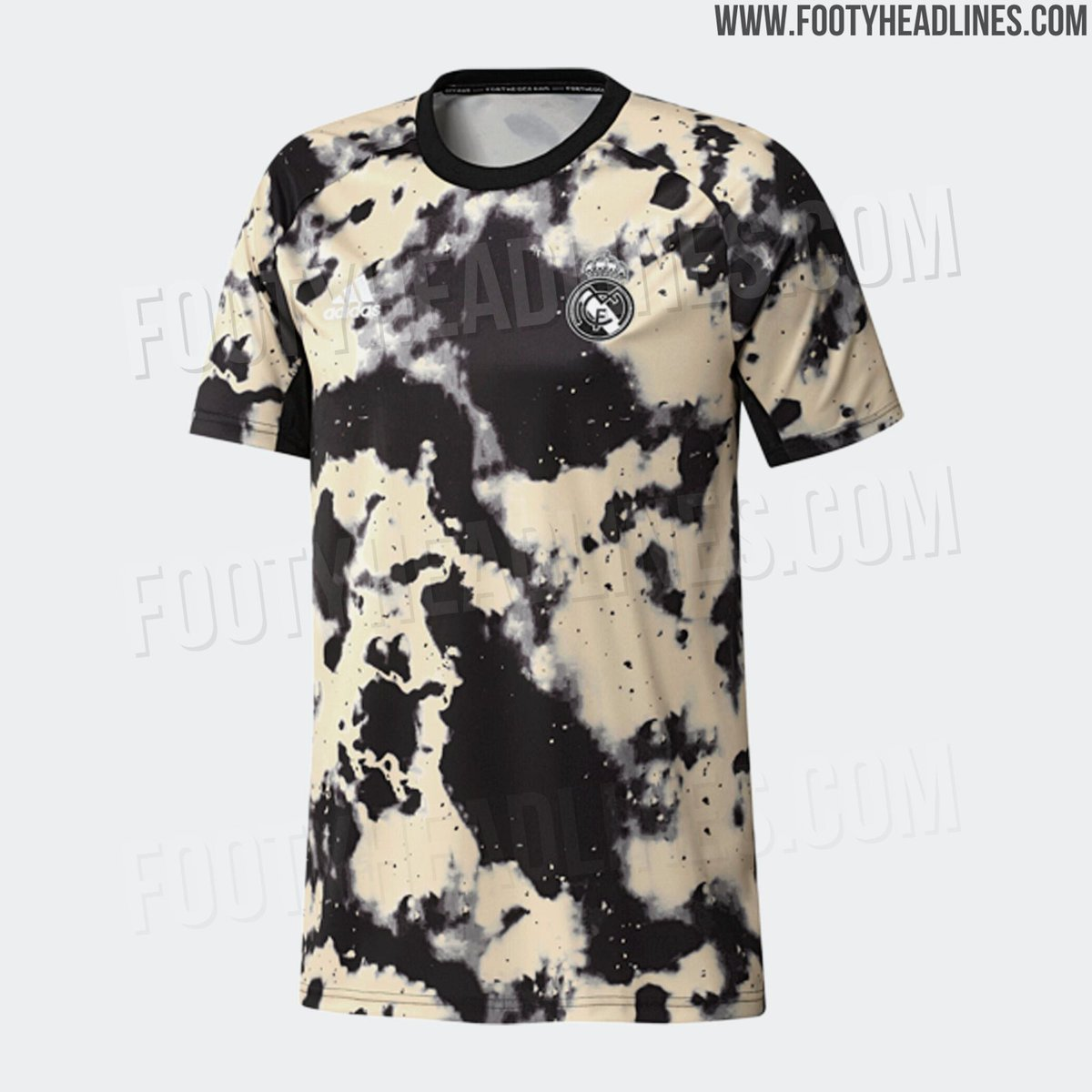 Camiseta Real Madrid entrenamiento 2020