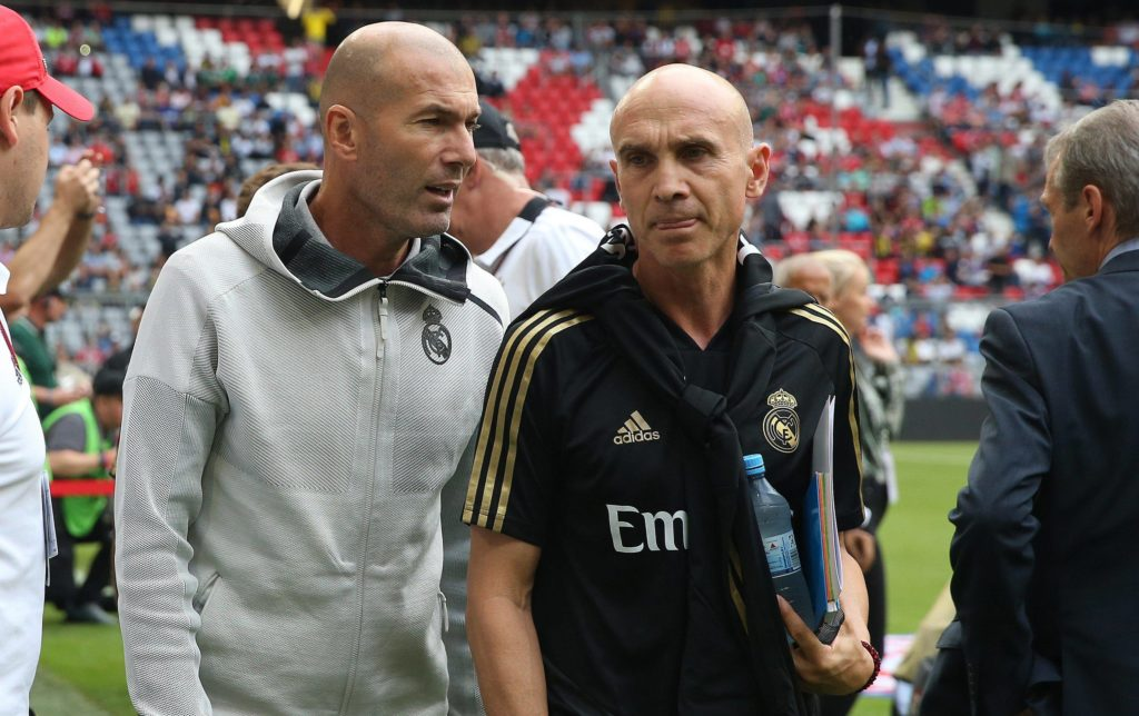 Bettoni Zidane Real Madrid