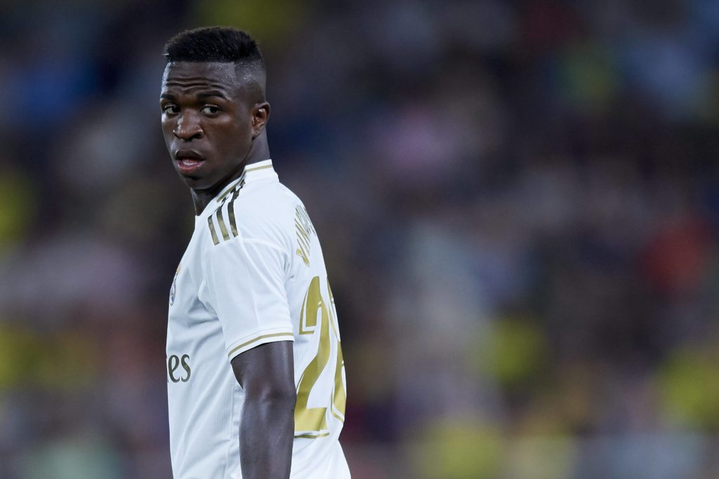 Vinícius Real Madrid