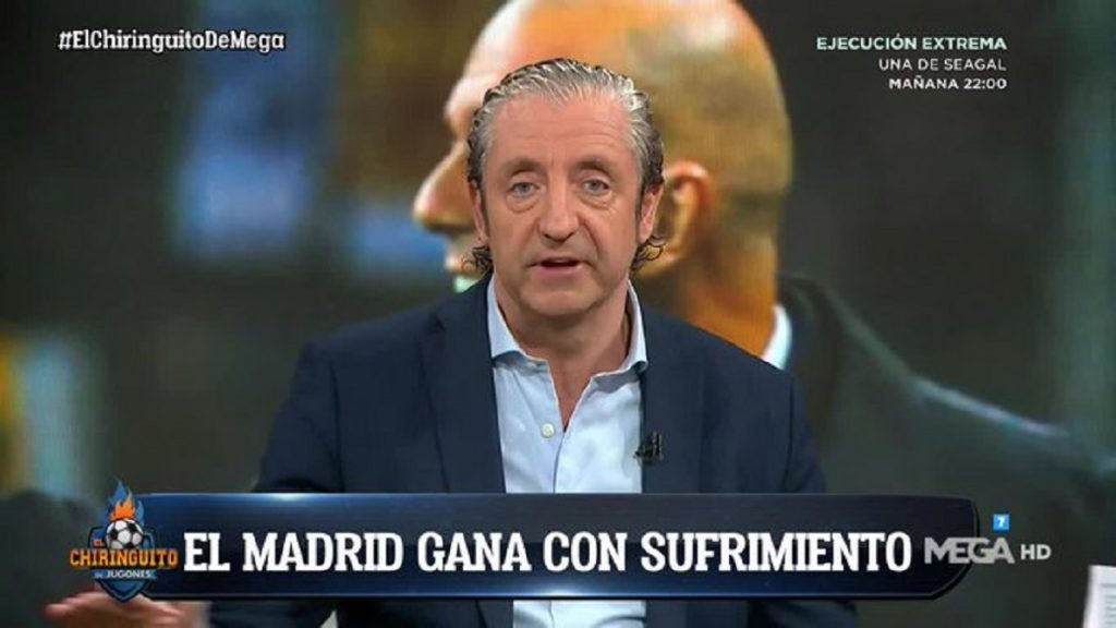 Pedrerol El Chiringuito Galatasaray Real Madrid