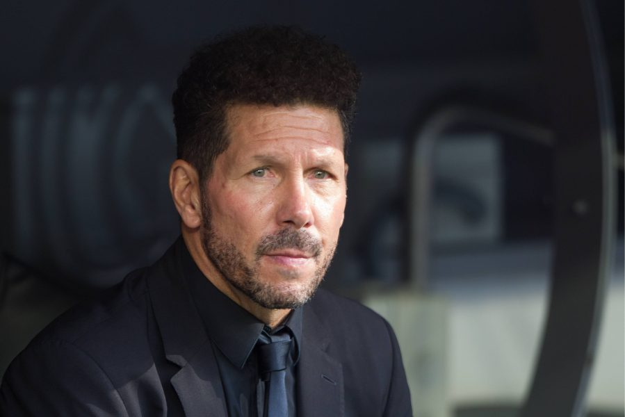 Simeone Atlético de Madrid