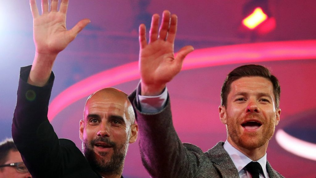 Xabi Alonso Guardiola