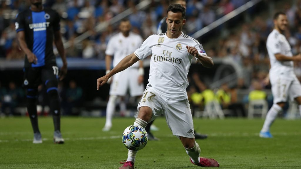 Lucas Vazquez Real Madrid