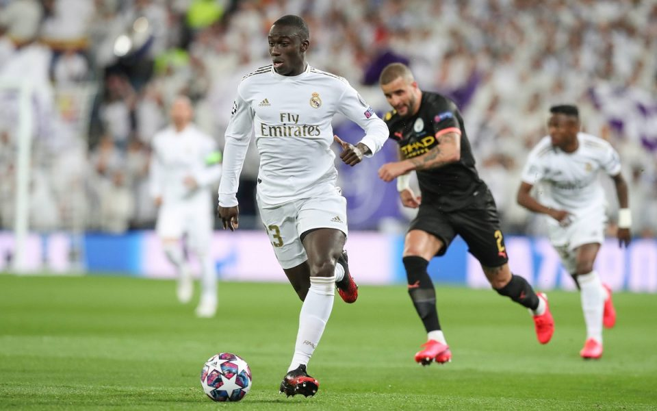 Ferland Mendy Real Madrid Manchester City