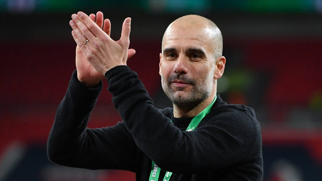Manchester City Guardiola