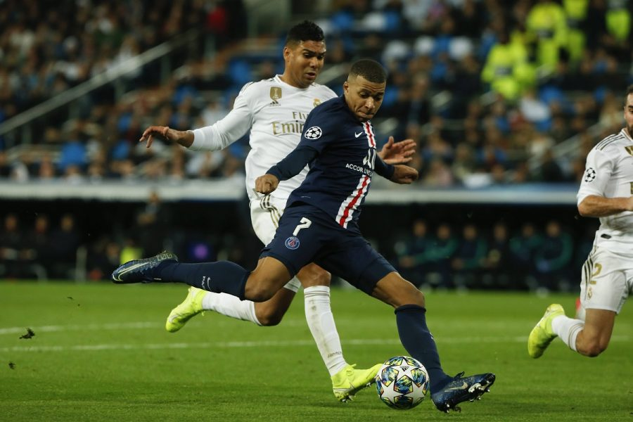 Mbappé Real Madrid PSG