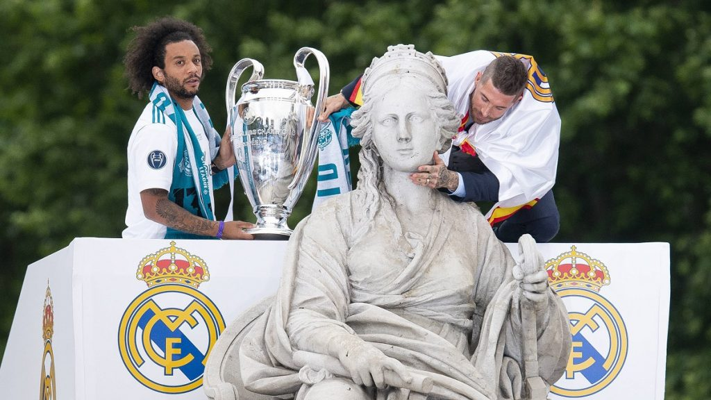 El Real Madrid no celebrará la Liga en Cibeles