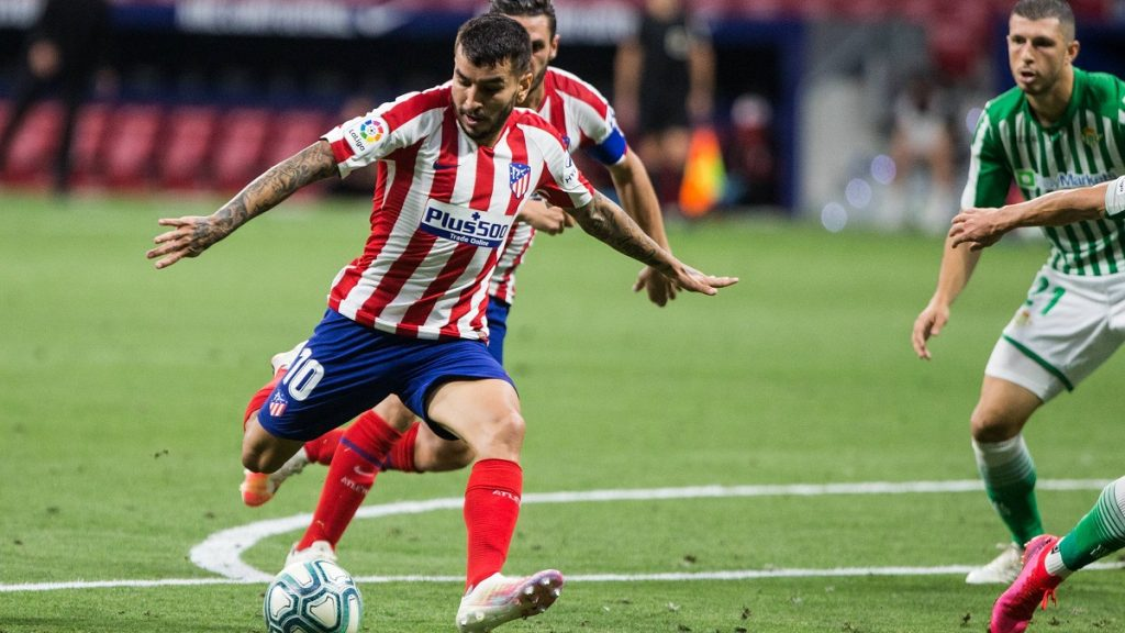 Angel Correa Atletico Betis