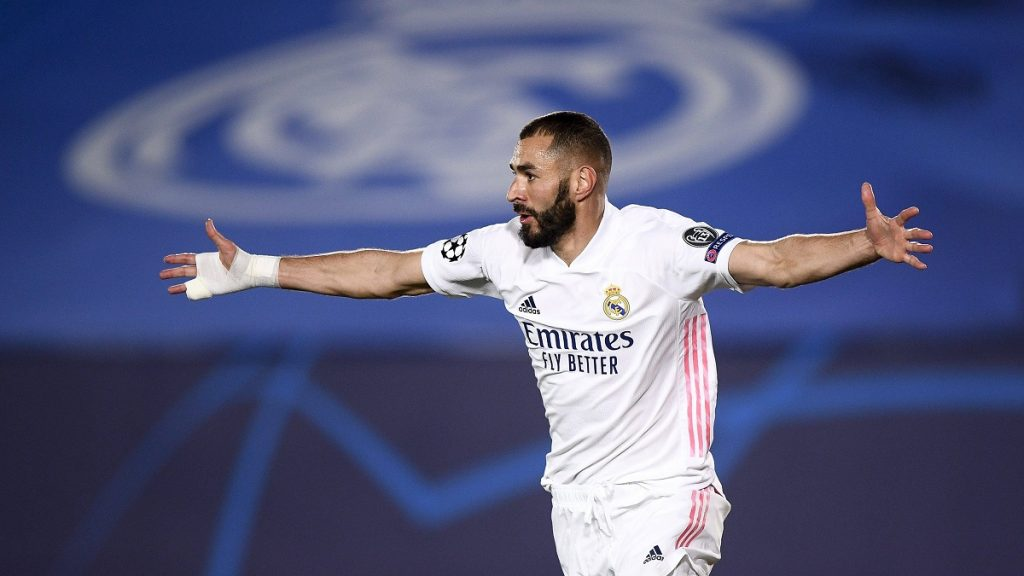 Benzema Real Madrid Inter