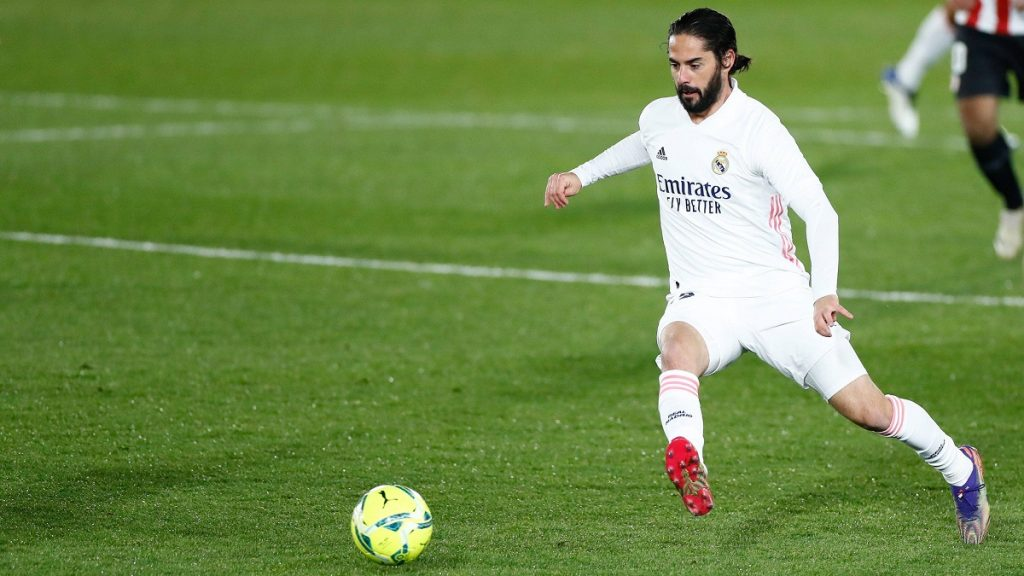 Isco Real Madrid Athletic